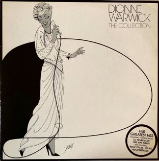 Dionne Warwick ‎- The Collection (LP) (EX/VG-)